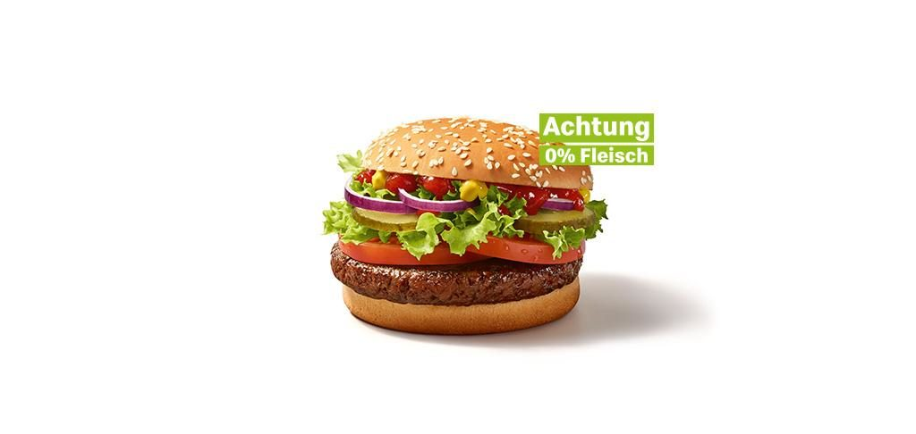 Big Vegan TS Mc Donald's Veganer Veggie