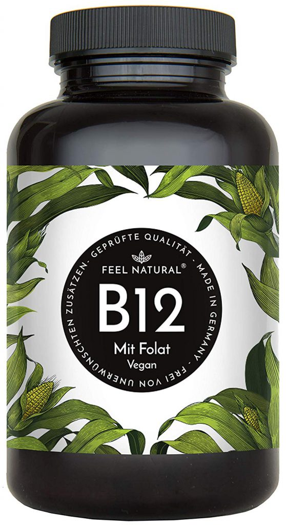 Vitamin B12 Tabletten Vegan